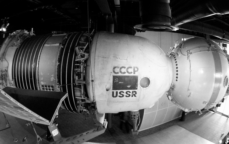 USSR spacecraft