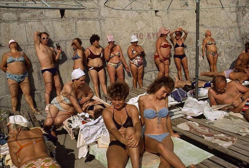 Soviet Ukraine in 1988