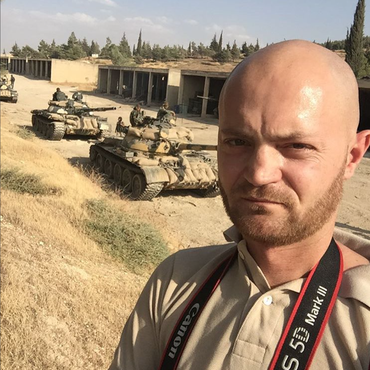 How Russian Soldiers Live in Syria