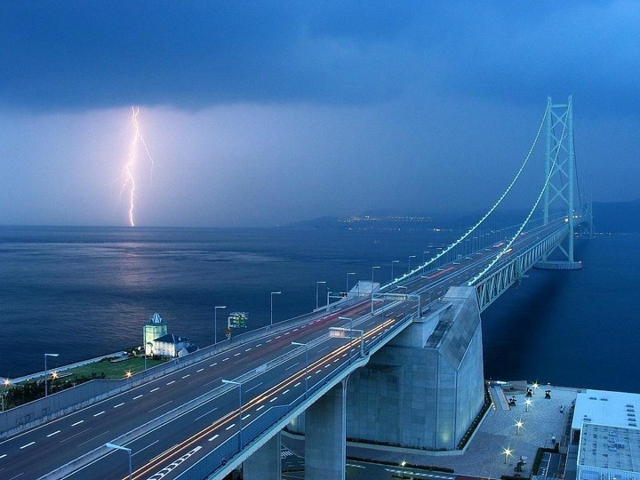 The First Bridge to Crimea is Completed
