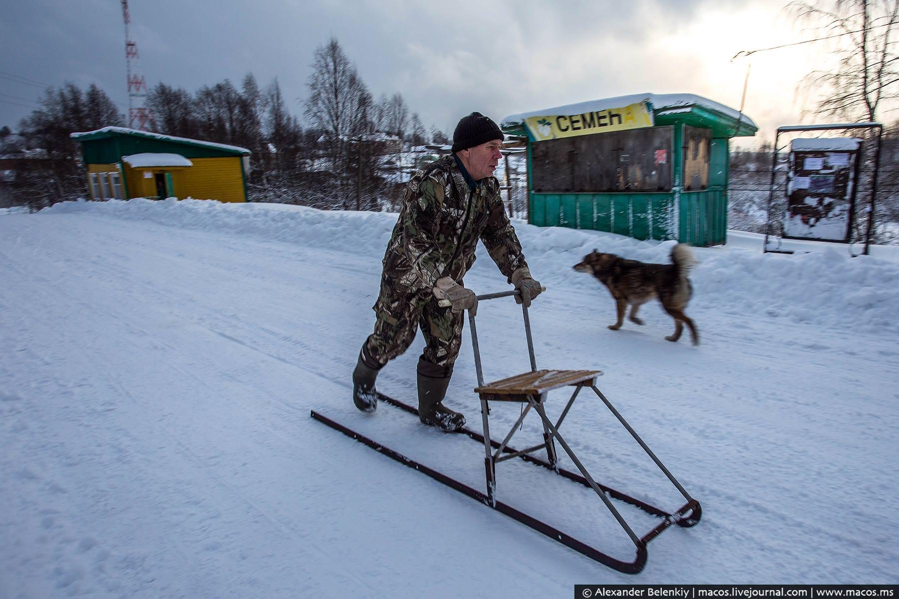Winter in Karelia, Russia [20 photos]