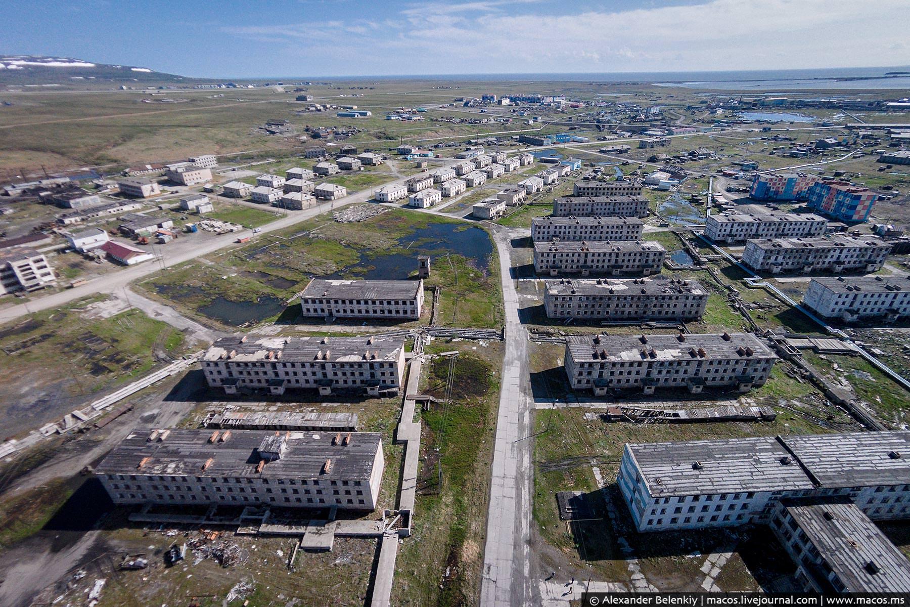 Abandoned Chukotka [photos]