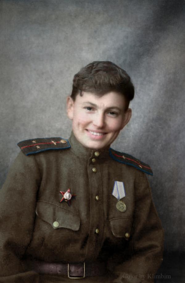 Valentina Matyukhina (08.05.1915 – 23.12.1944)
