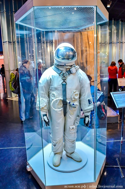 A Few Pretty Interesting Facts About Soviet-Russian Space Suits