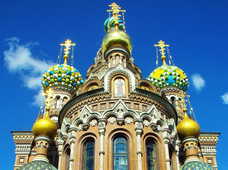 Travel All Russia - Church of Savior on Spilled Blood