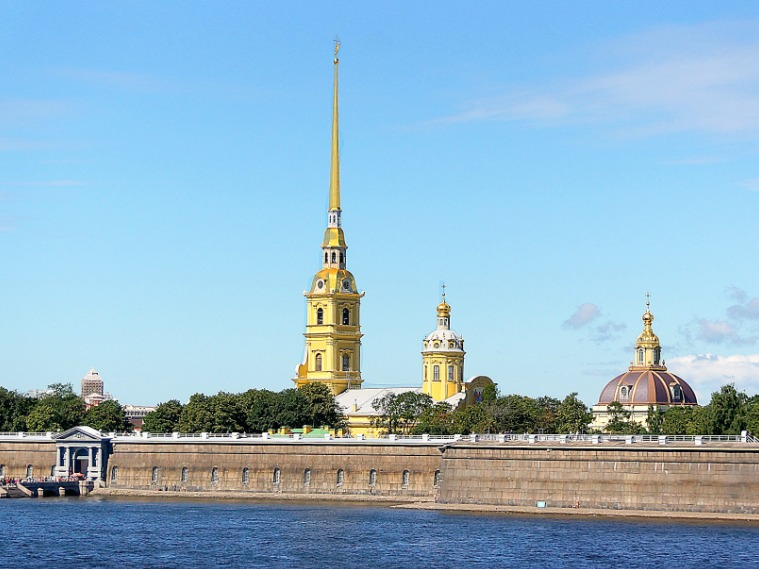 Travel All Russia - Peter and Paul Fortress