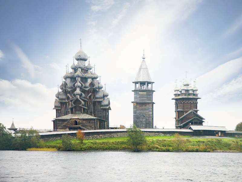 Travel all Russia - River cruises