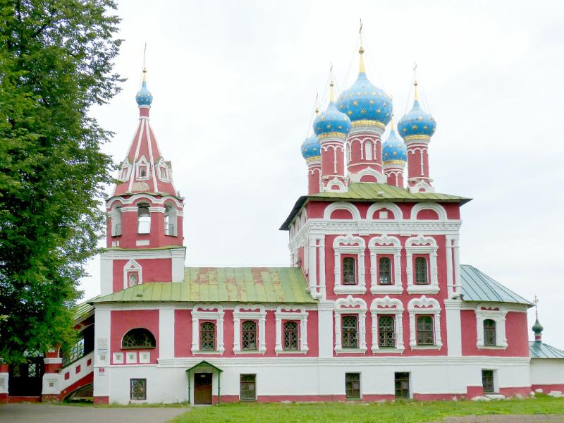 Travel all Russia - Uglich