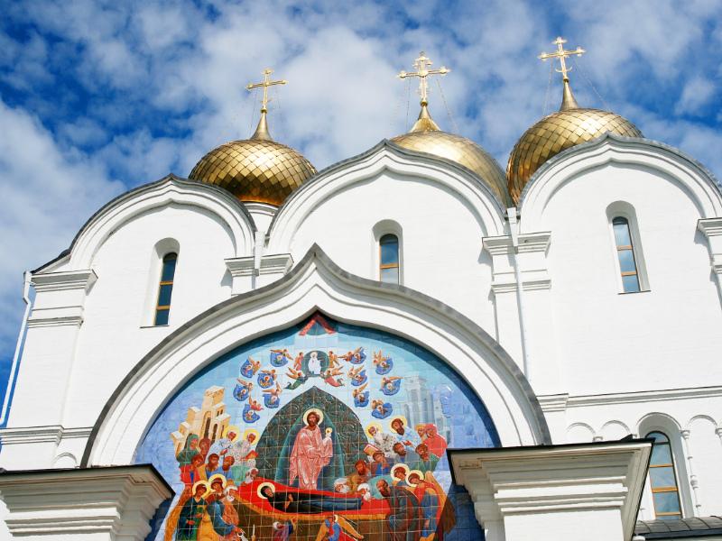 Travel all Russia - Yaroslavl