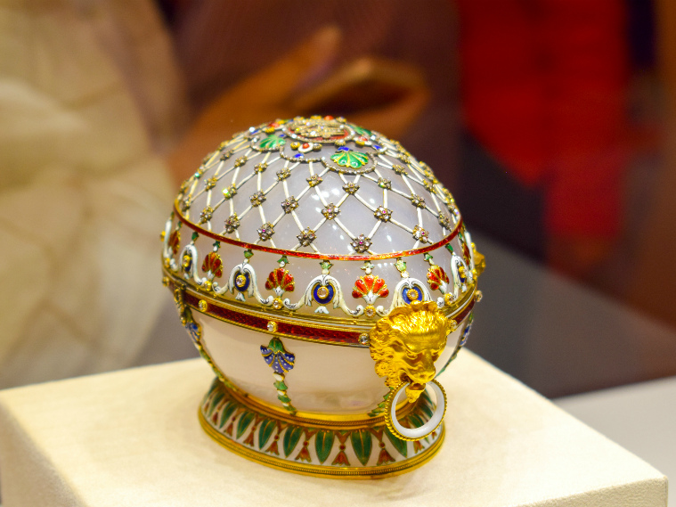 travel All Russia - Faberge Museum