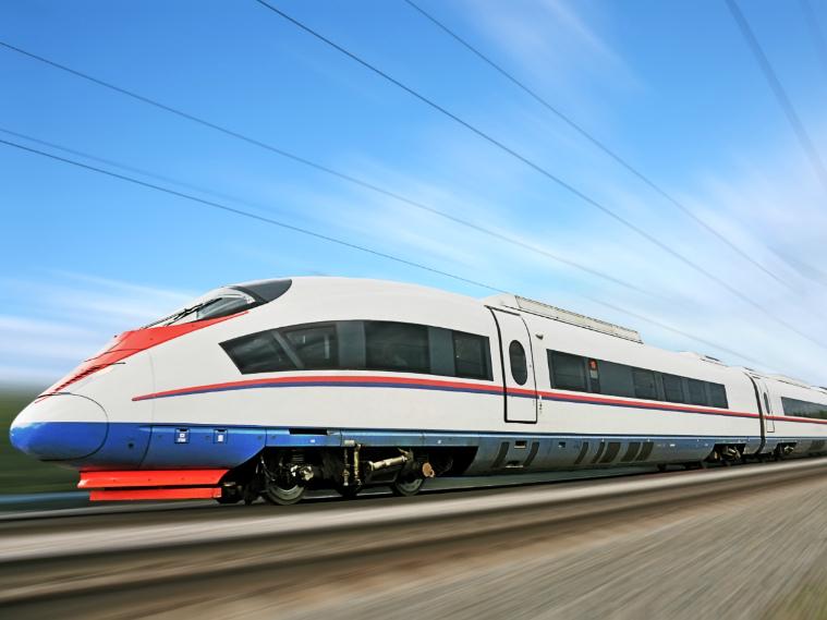 Sapsan high-speed train