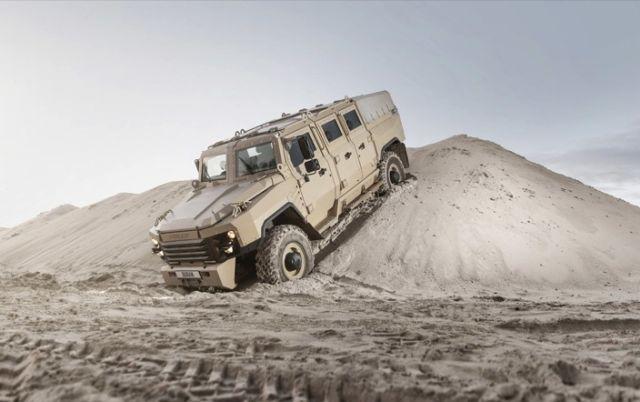 Russian Armed Vehicle BURAN [5 photo]