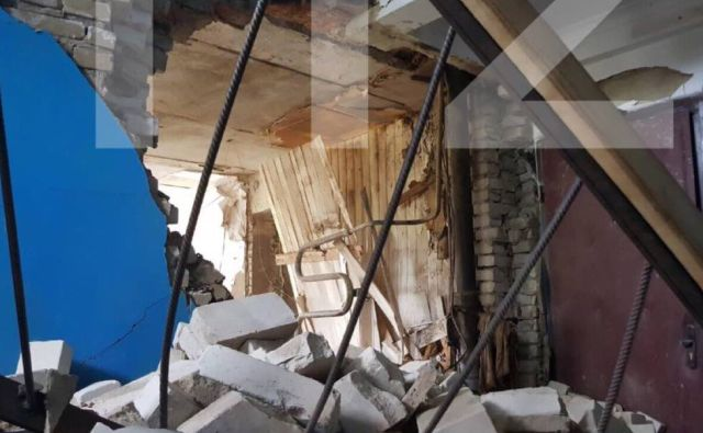 Consequences of Boiler Explosion in Apartment [3 photos]