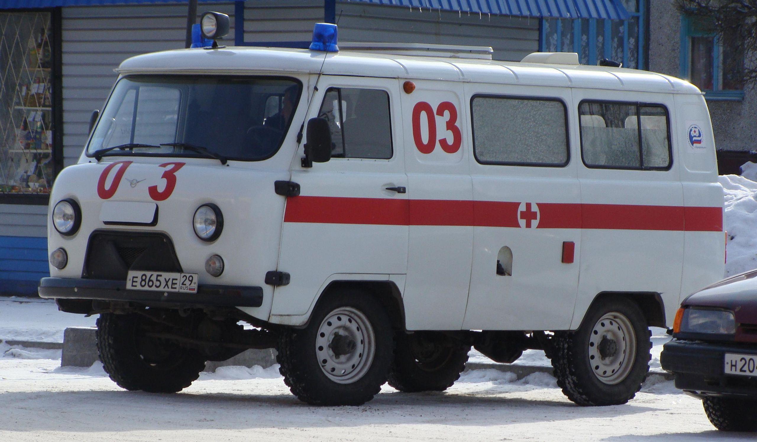 UAZ_452,_Ambulances,_Koryazhma