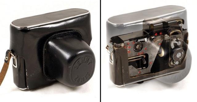 Soviet Spy Camera [6 photo]