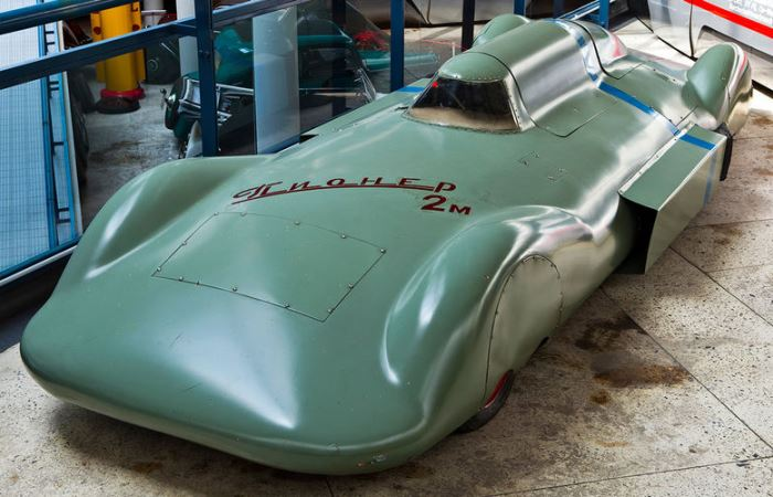 Soviet Vintage Racing Car Pioneer 2M
