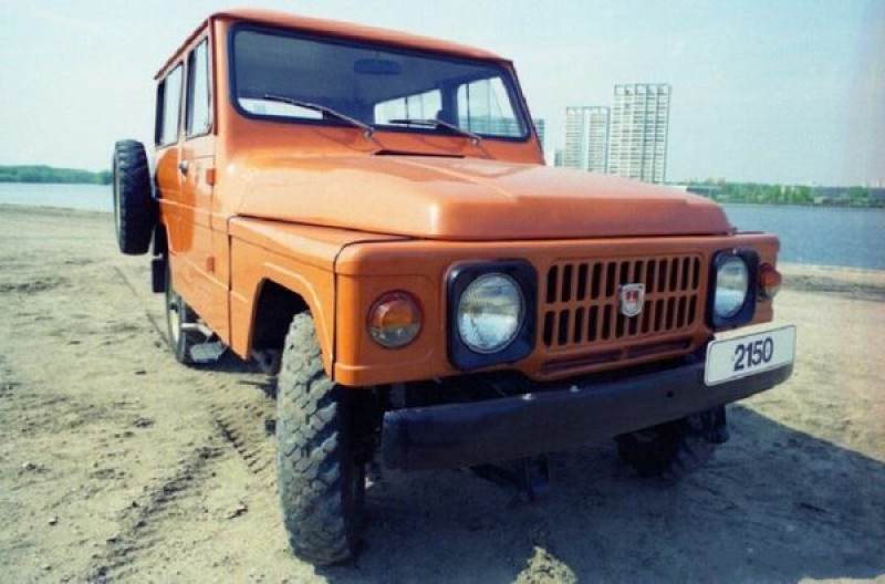 Moskvitch Jeep That Could be Awesome [12 photos]