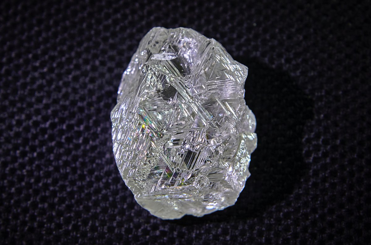 Biggest Diamond for Past Years Found in a Russian Mine