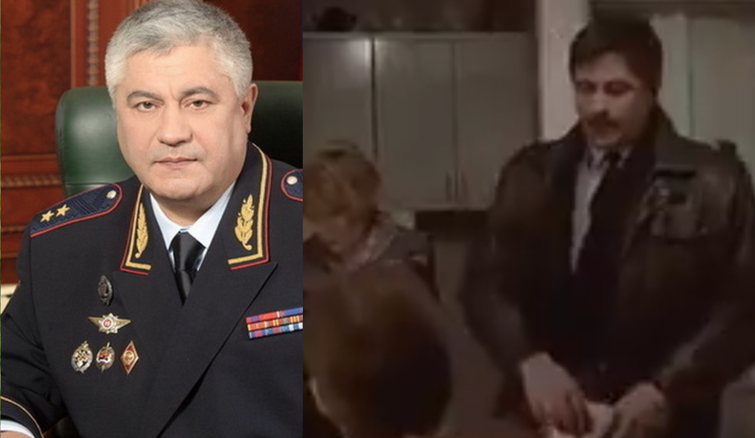 Russian Minister of Internal Affairs Used to be an Actor in 1990s