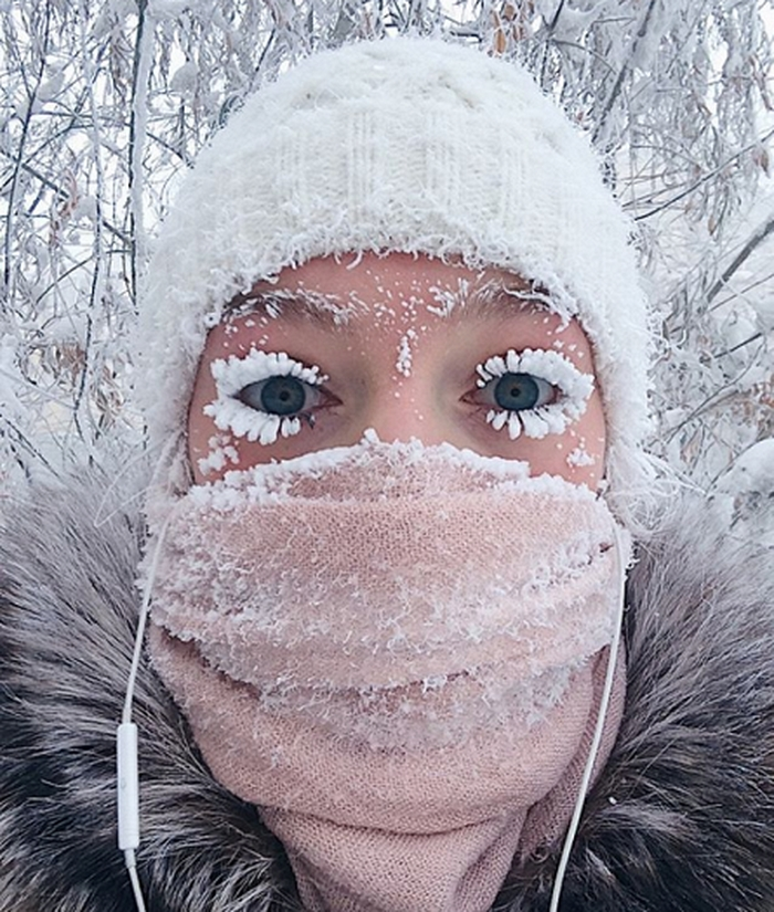 11 Facts About Living During -50 C in a City of Yakutsk