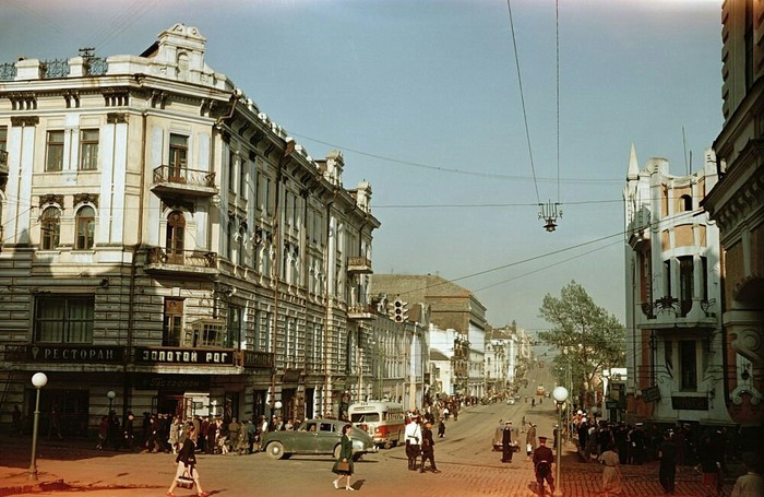 Vladivostok in 1950s [10 photos]