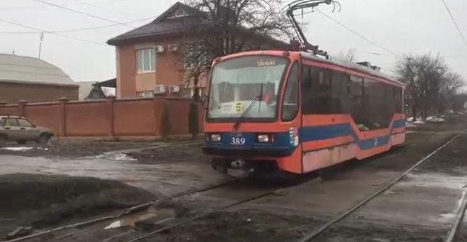 Dont Wanna Be a Tram Driver In Russia