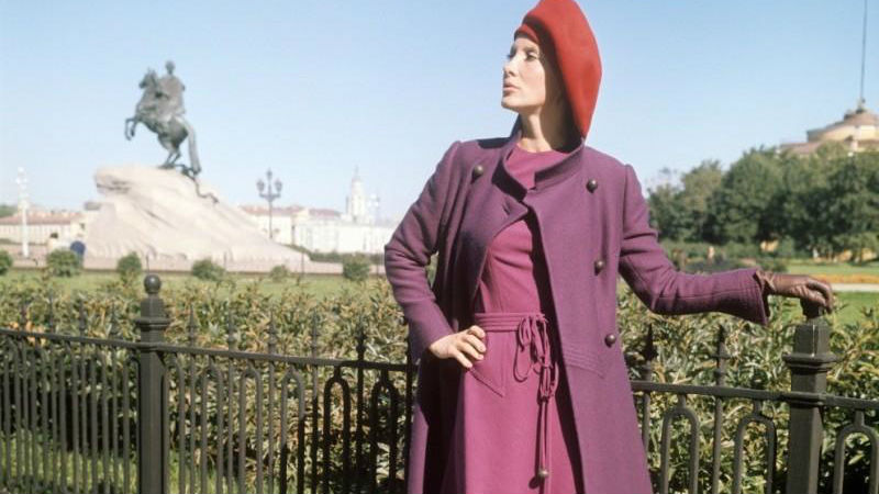 Soviet Fashion Born In Leningrad