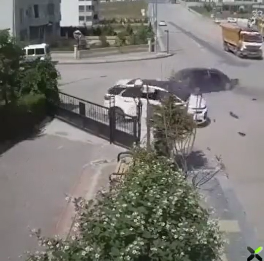 The Cursed Intersection