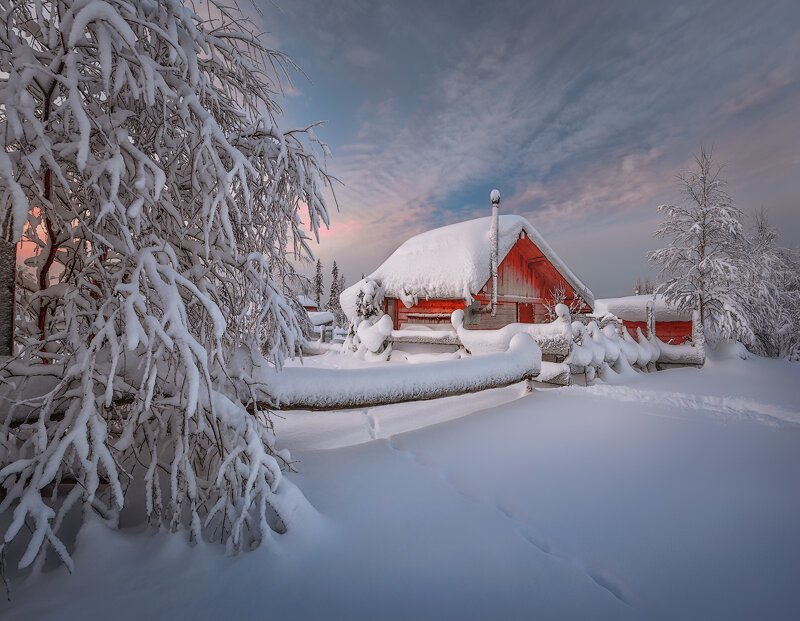 Beautiful Russia Beyond Moscow