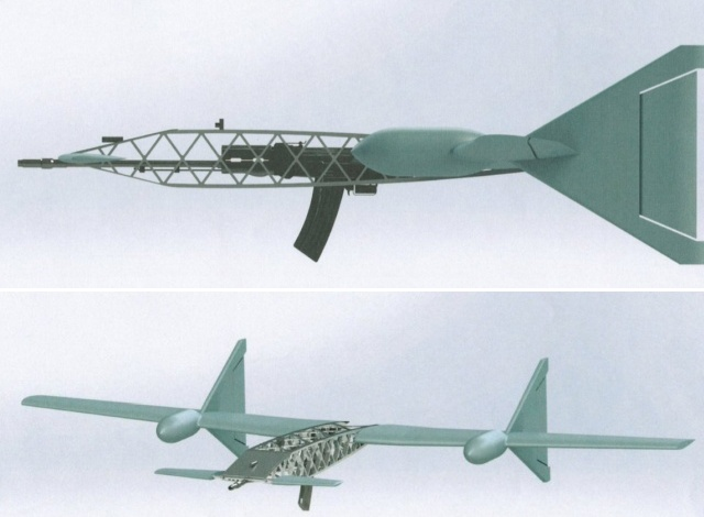 Russians Have Made a Flying Rifle