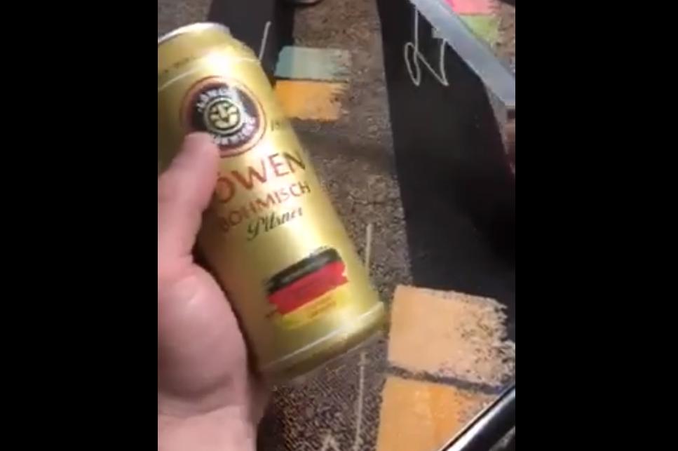 Dont Buy German Beer In Russia!