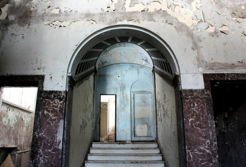 Abandoned Estate Of Lavrentiy Beria