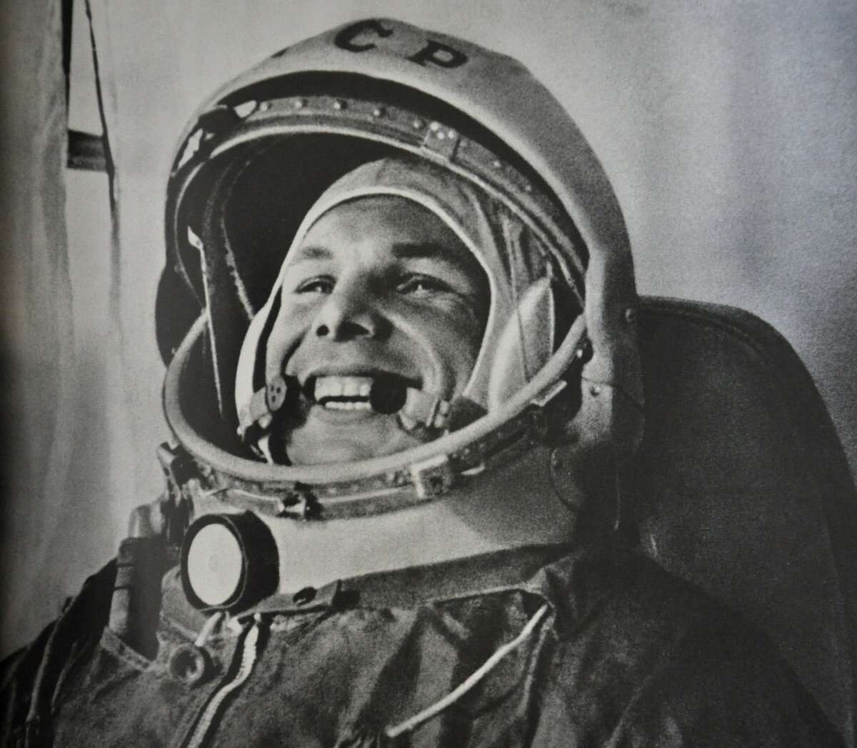 Communist In Space: Yuri Gagarin In the Headlines of Foreign Press
