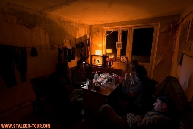 Illegal Dwellers of the Chernobyl Exclusion Zone
