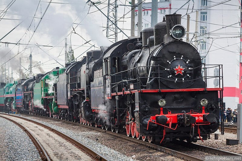 Steam Locomotives Ever Produced In Russia