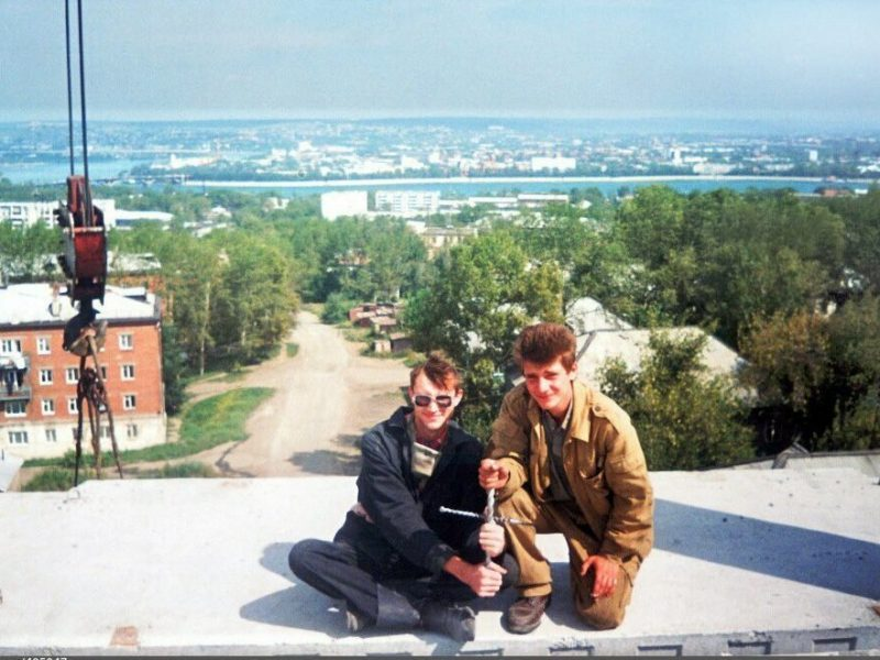 The Russian 90s: Lessons to Learn