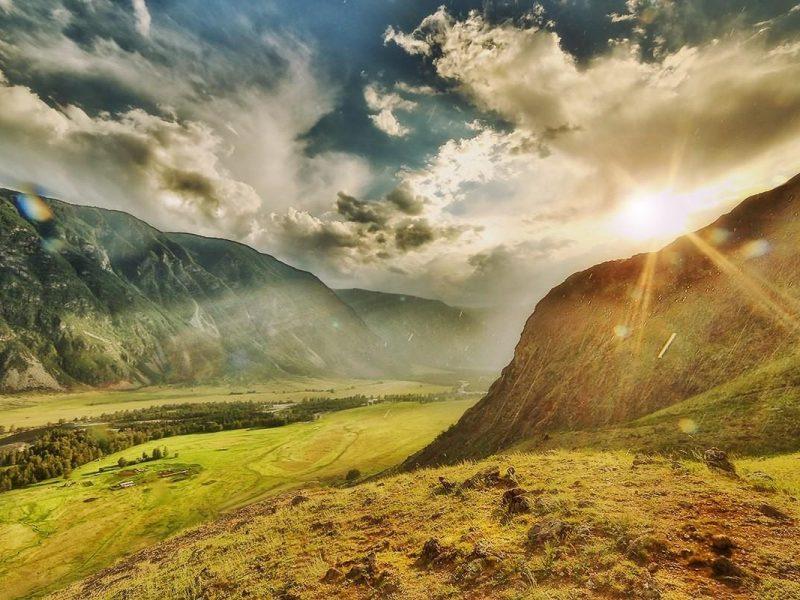Altai, a Dream Destination of Russia