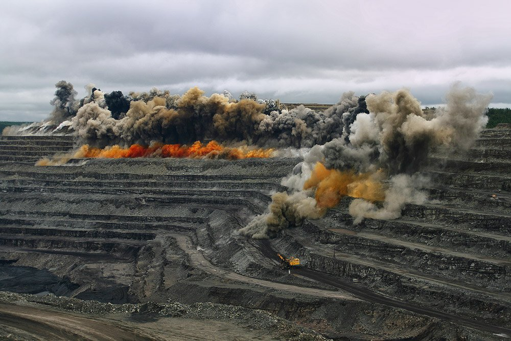 Landscapes of Coal Mines