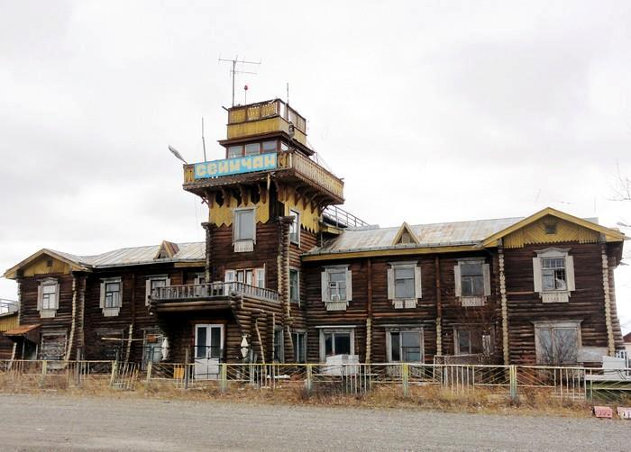 Wooden Airports of Russia That Still Work