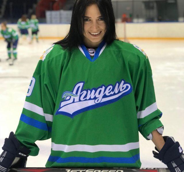 Lady In Hockey: Elina Mitrofanova
