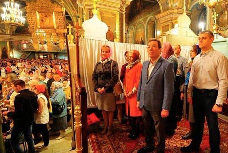 VIP Zone For Civil Servants To Pray