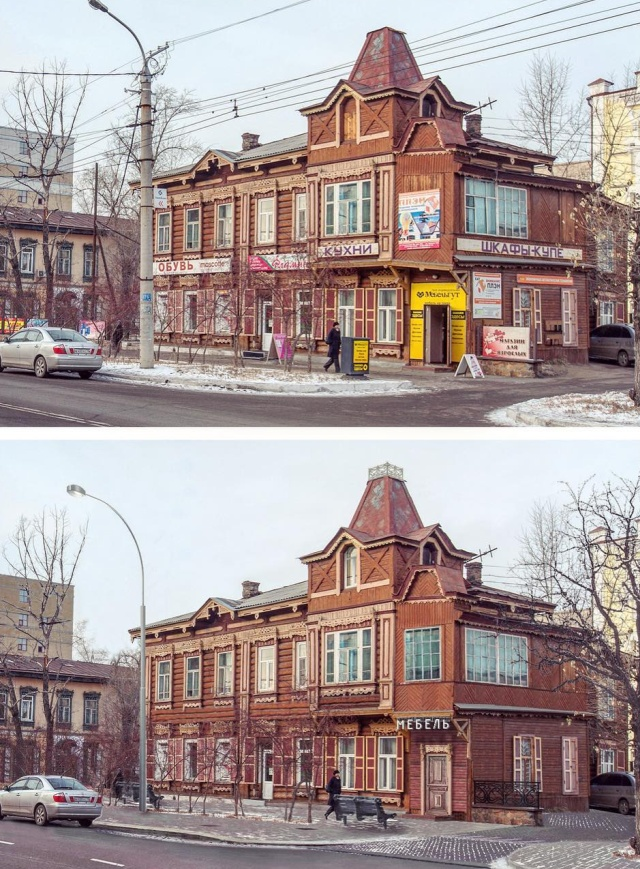 How Remote Russian Places Would Look lIke If They Had A Bit More Care