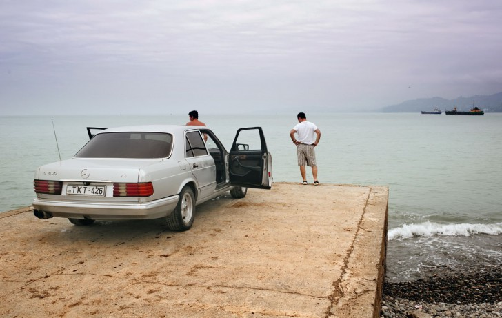 Diverse Life of the Peoples At the Black Sea