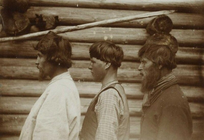 Dwellers of the Russian North Over a Century Ago