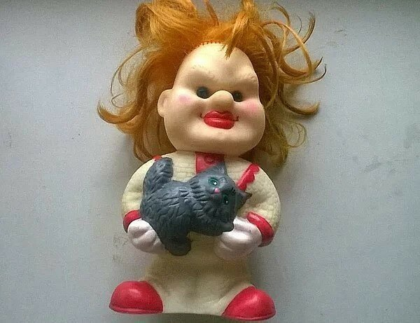 Show Me the Favourite Toy of Your Childhood
