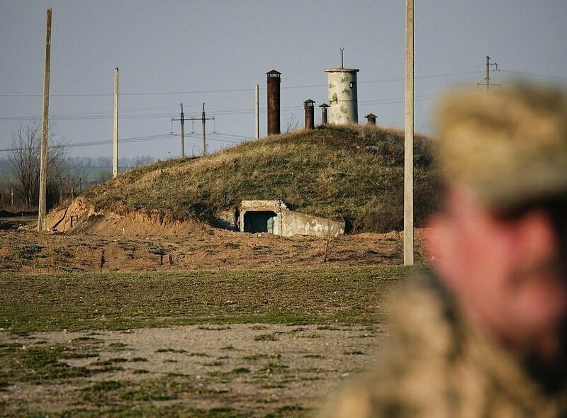 The Last Nuclear Base of Ukraine: Not  So Secret Anymore