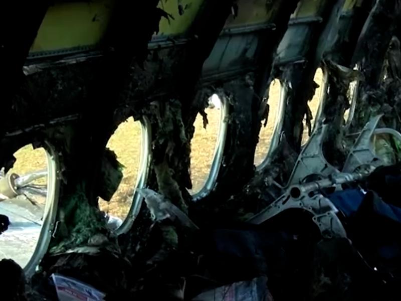 Sukhoi Superjet 100 After the Accident