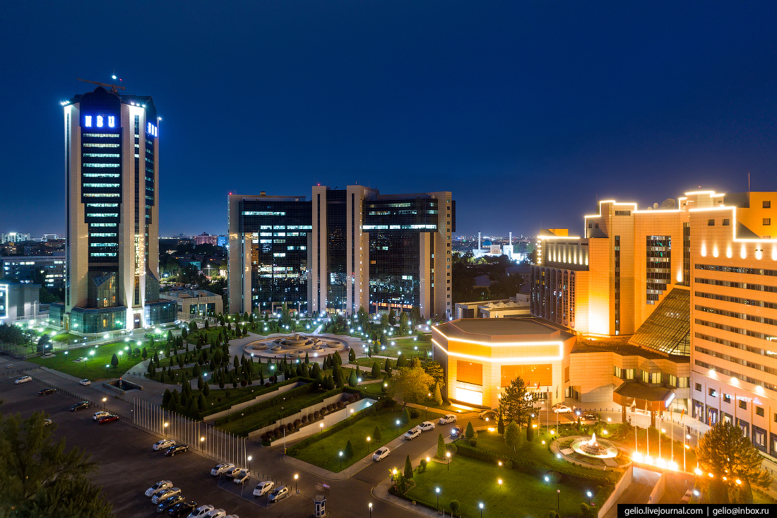 Tashkent - the Biggest City In Central Asia