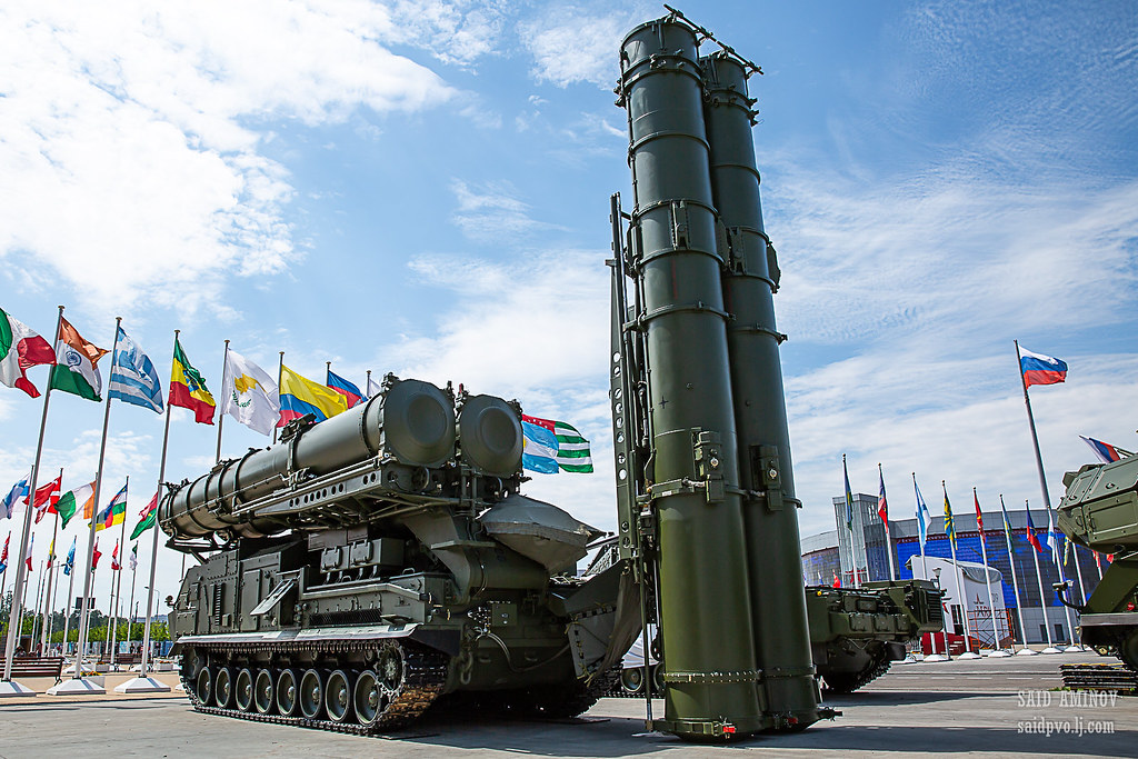"The Best Russian Military Equipment Getting Prepared For ""Army-2019"" Forum"