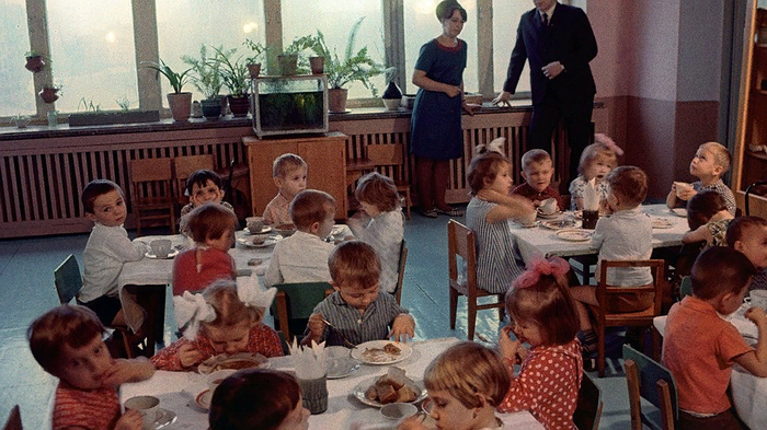 Soviet Childhood In Pictures